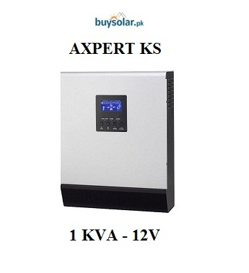 Axpert KS 1KVA 12V Hybrid Inverter