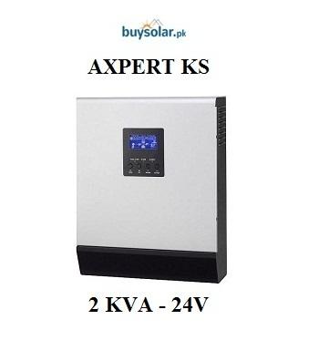 Axpert KS 2KVA 24V Hybrid Inverter