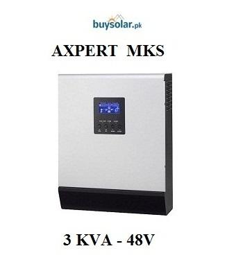 Axpert MKS 3KVA 48V Plus Hybrid Inverter