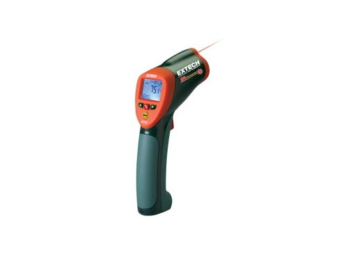 Extech High Temperature Infrared Laser Thermometer 50:1 DS