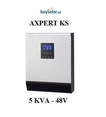 Axpert KS 5KVA 48V Hybrid Inverter