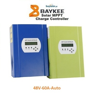 Baykee MPPT 60A 48V Charge Controller