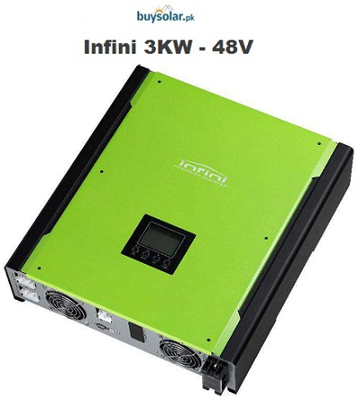 InfiniSolar Hybrid Inverter 3KW 48V