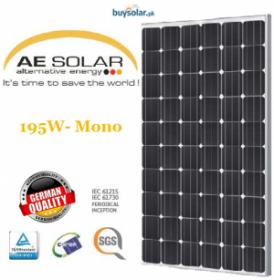 AE Solar 195W Mono-crystalline