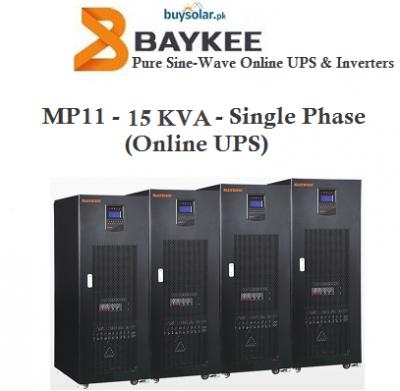 Baykee 15KVA Online UPS (Single-Phase)