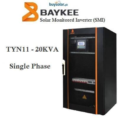 Baykee 20KVA Solar Hybrid Inverter