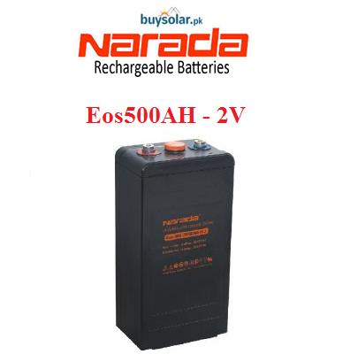 Narada 2V 500AH Cell