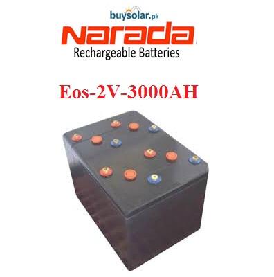 Narada 2V 3000AH Cell