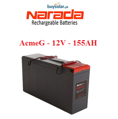 Narada ACME-G 12V 155AH Battery