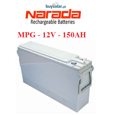 Narada MPG 12V 150AH Battery