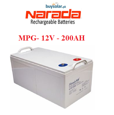 Narada MPG 12V 200AH Battery