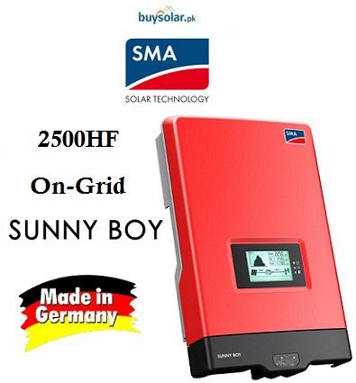 Sunny Boy 2500HF ON-Grid Inverter