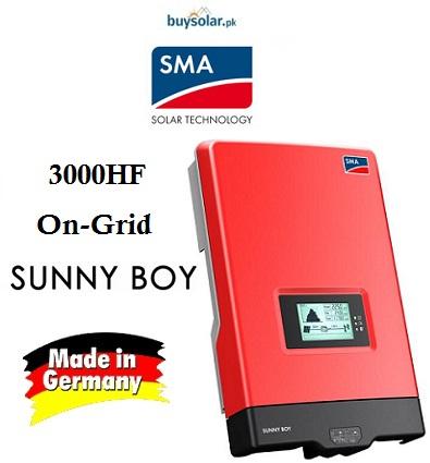 SMA Sunny Boy 3000HF ON-Grid Inverter