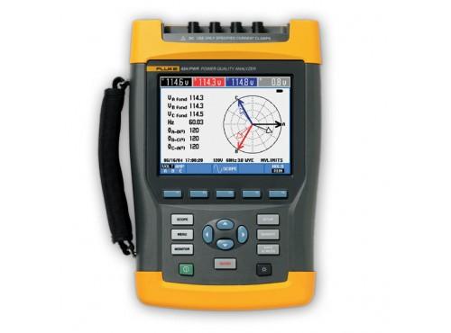 Fluke 434/PWR Three Phase Power Quality Analyzer