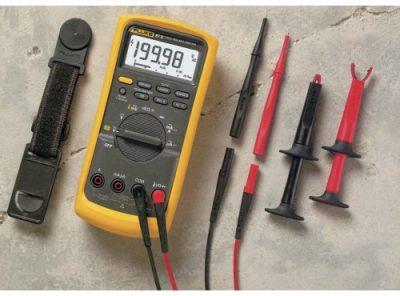 Fluke 87V Industrial True RMS Multimeter