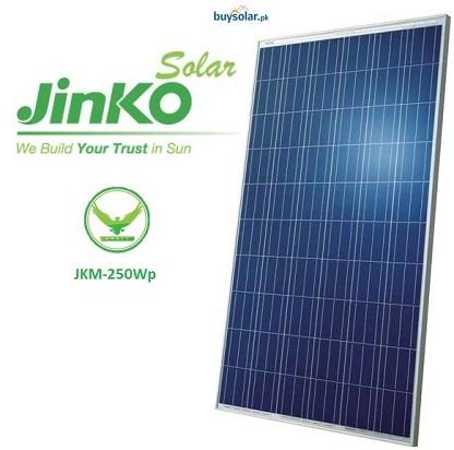 Jinko Solar 250Wp Poly-Crystalline