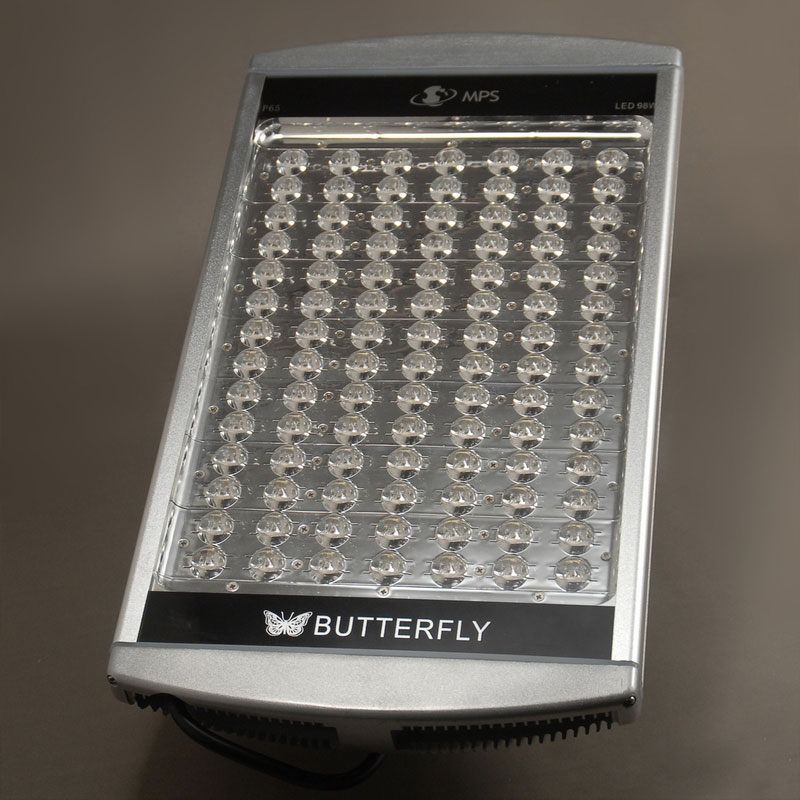 Butterfly LED Street Lights 96w
