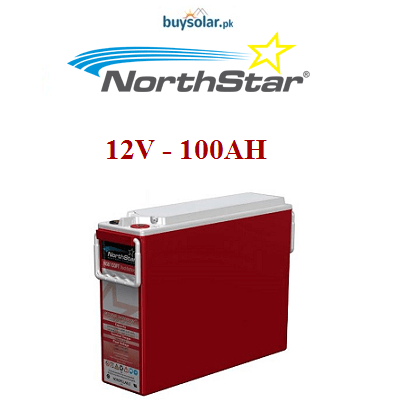 NorthStar 12V 100AH Battery (USA)