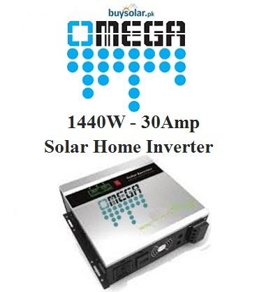 Omega Solar Home Inverter 1440W - 24V