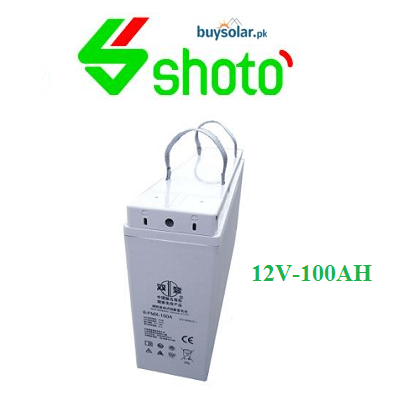 Shoto 12V 100AH Battery
