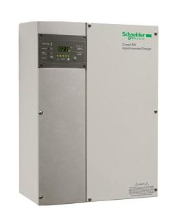 Scheinder Xw Hybrid Inverter 4548 4 5kva Buysolar Pk